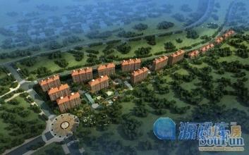 """公园九里:城市生态""""凉岛"""" 均价4300元/㎡"""