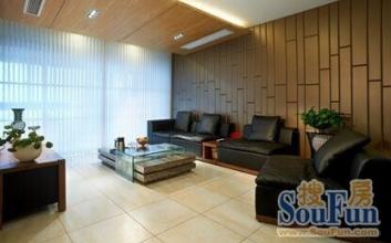 现代高端公寓装修效果图 打造简约时尚生活格调
