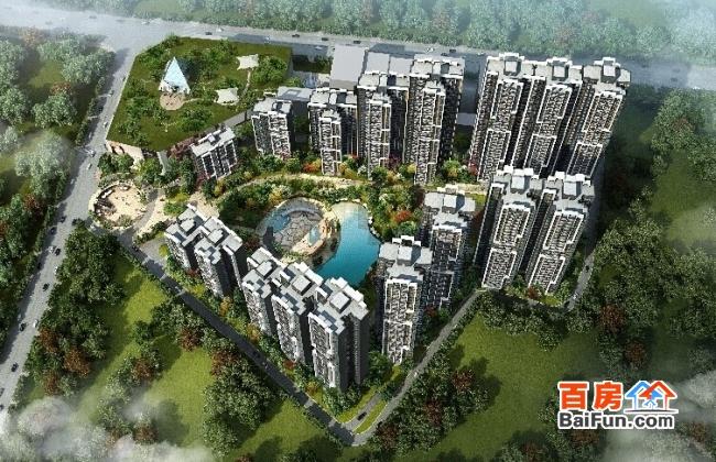 鑫泰·中央天城