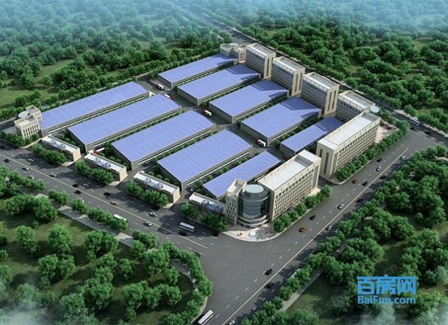 百超物流工业园